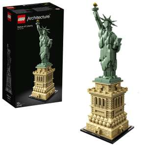LEGO 21042 Architecture Statue of Liberty now £68.39 delivered at Amazon
