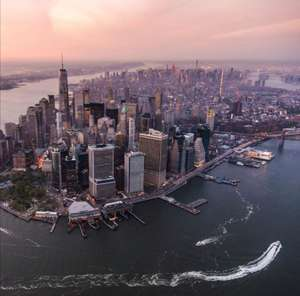 London to NYC Direct Flights from £225 (eg. 01/02 - 08/02) at Skyscanner