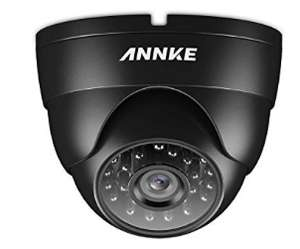 ANNKE 800TVL Hi-Resolution Home Security Camera System, IP66 Weatherproof £12.99 + £4.49 NP @ Smart Home Brand Store Fulfilled by Amazon