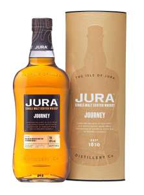 Jura Journey Single Malt Whisky, 70 cl £19.99 + £4.49 NP @ Amazon