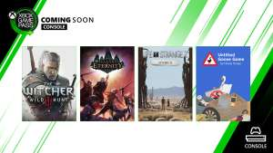 The Witcher 3: Wild Hunt, Pillars of Eternity, and More (Console) Coming To XBox Game Pass @ XBox