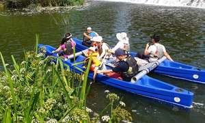 Kayak trip in Avon Valley wildlife park with up to 60% off - £55 for 2 Adults & 2 Children @ Groupon