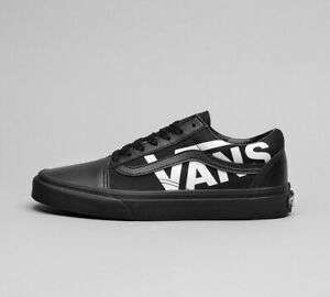 Womens Vans Old Skool Print Black/White Trainers (Size 3 Only) £22.49 Delivered @ Big Brand Outlet / eBay