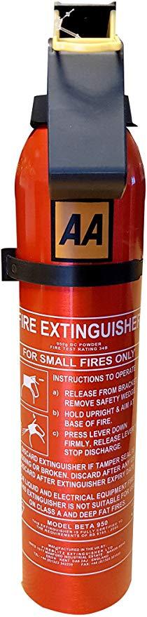 1 x AA Fire Extinguisher BETA 950 - £8.99 @ Amazon Prime (+£4.49 non-Prime)