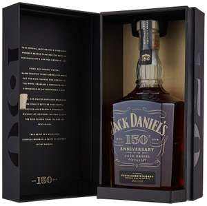 Jack Daniel's 150th Anniversary Tennessee Whiskey, 1 Litre - £95 @ Amazon