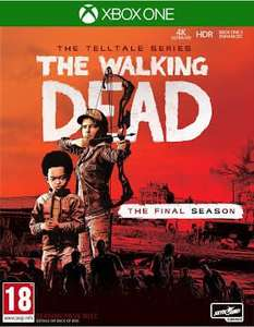 The Walking Dead: The Final Season(Xbox One) - £14.99 @ GAME
