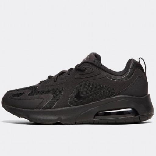 Nike Air Max 200 Black - £74.99 @ Footasylum