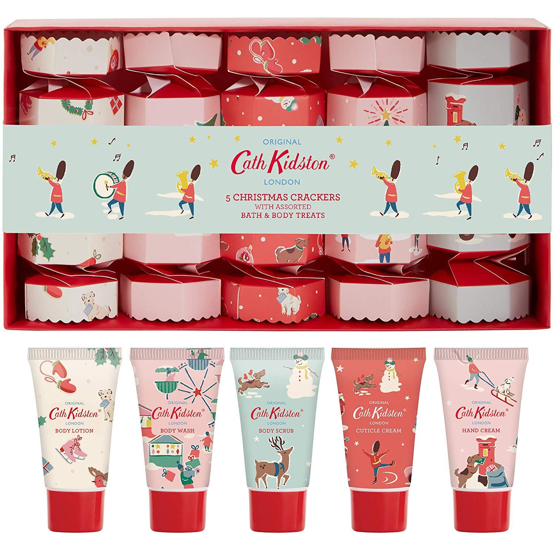 Cath Kidston Beauty Christmas Five Crackers Set - £12.60 @ Amazon (+£4.49 non-Prime)