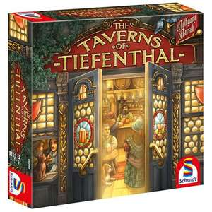 The Taverns of Tiefenthal Board Game - £31.87 @ Amazon