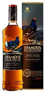 The Famous Grouse Smoky Black Blended Scotch Whisky, 70 cl £14 + £4.49 NP @ Amazon (Arrives after Christmas)