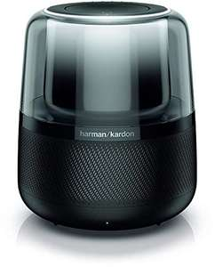 harman/kardon Allure Voice-Activated Smart Speaker with Bluetooth and Alexa, £92.66 at Amazon France
