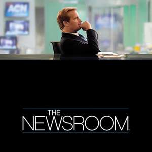 The Newsroom Complete) Series 1-3 for £15.99 at Google Play