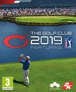 The Golf Club 2019 - PS4/Xbox One/Steam £7.49 (add £1.99 P&P for PS4/Xbox versions) @ 2K