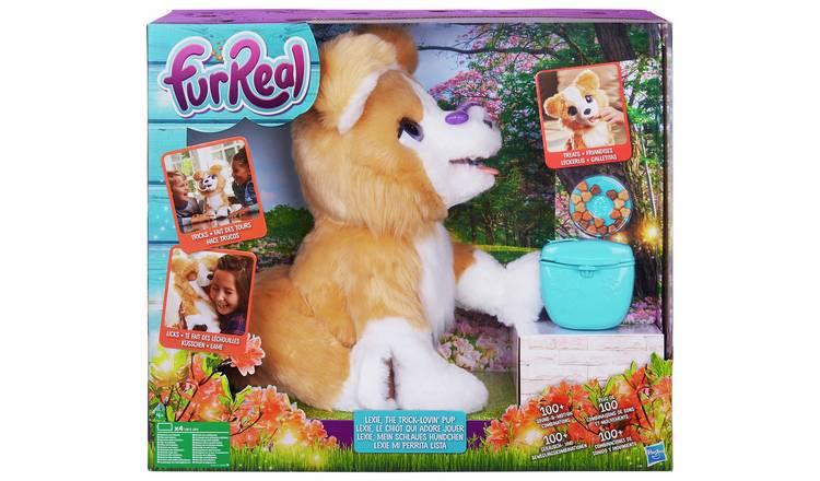 furReal Lexie, the Trick-Lovin' Pup £40 Argos