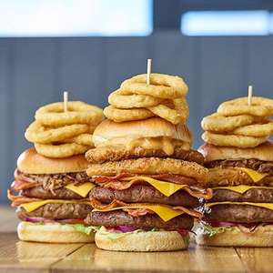 BOGOF on burgers every Friday @ Hungry Horse (New burgers available)