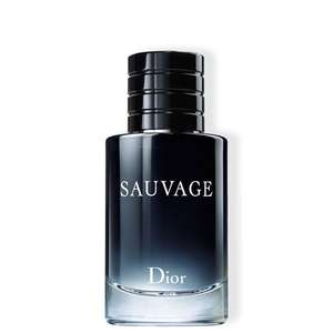 Dior Sauvage Eau De Toilette 60ml Spray £42.50 with 15% discount code AND FREE DELIVERY FOR MON 23rd Dec at Fragrance Shop