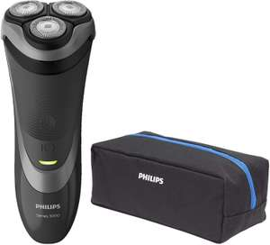 Philips Series 3000 Wet and Dry Men's Electric Shaver with Pop-up Trimmer and Travel Pouch - S3560/11 £47.75 @ Amazon
