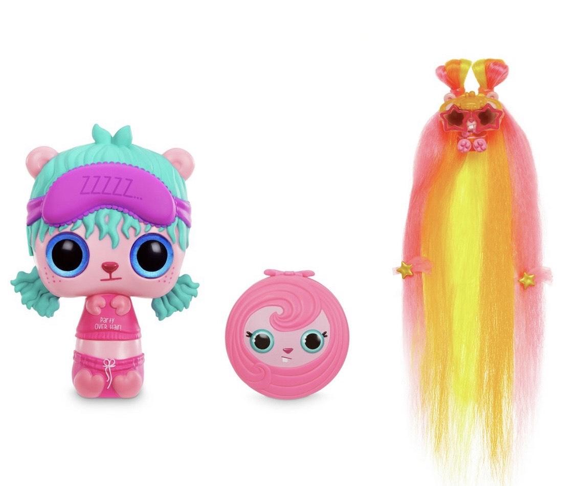 Pop Pop Hair Surprise Pets Playset Assortment £4 at Argos, Free C&C