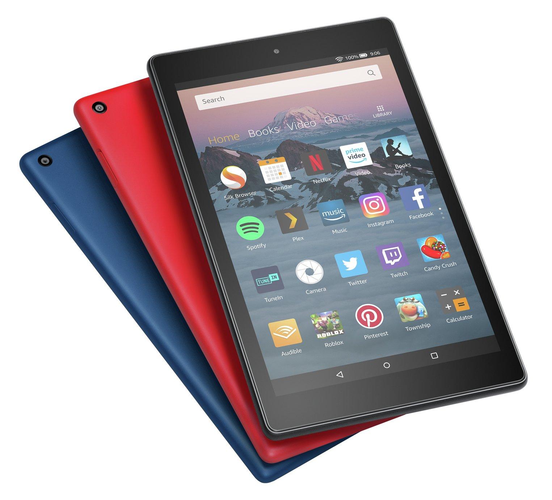 Amazon Fire HD 8 Alexa 8 Inch 16GB Tablet £59.99 Argos