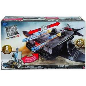 DC Justice League Flying Fox Mobile now £30 @ Wilko