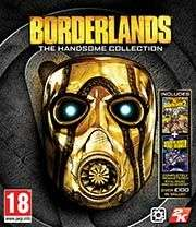 BORDERLANDS: THE HANDSOME Collection PS4/Xbox 2k store £9.99 2K Games