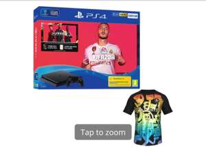 PlayStation 4 500GB FIFA 20 Bundle + GAME exclusive Hue Kit DLC (PlayStation 4) £199.99 GAME