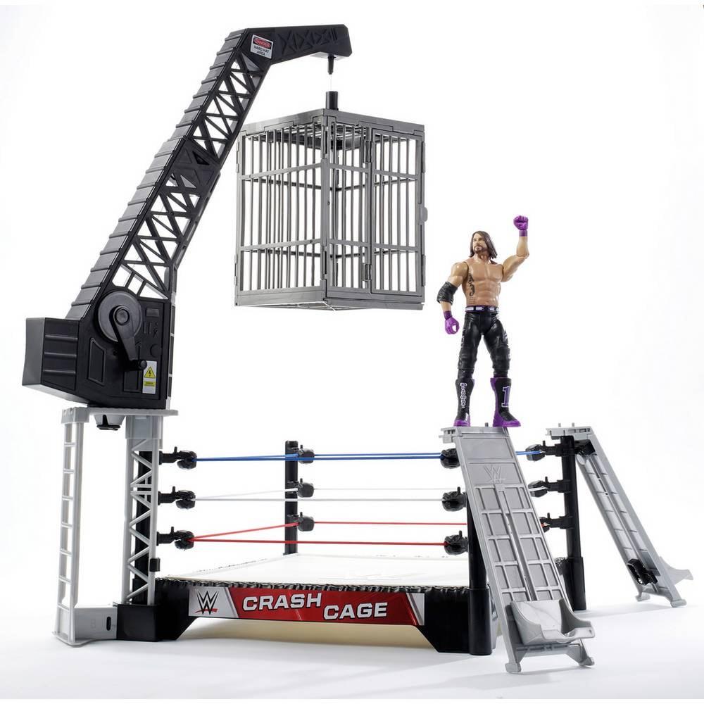 WWE Crash Cage Playset with AJ Styles figure £20 @ Argos
