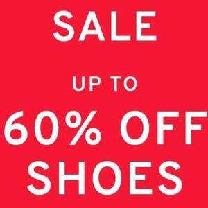 Topshop sale up to 60% off shoes