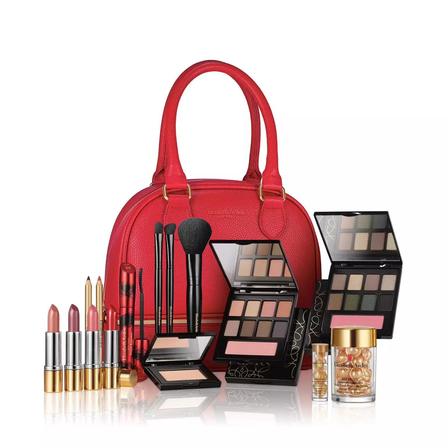 "Elizabeth Arden ""Holiday Blockbuster"" make up and skincare kit - £70 @ Debenhams"