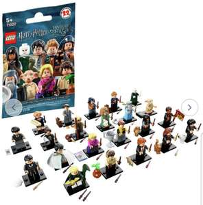 LEGO Harry Potter and Fantastic Beasts Mini Figures - 71022 £1.50 Argos (+ others - links in description)