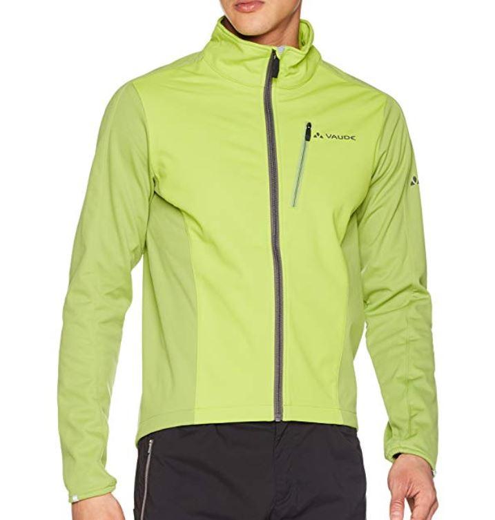 VAUDE Men's Me Spectra Softshell Ii Jacket size M Green £16.67 Prime / £21.16 Non Prime at Amazon