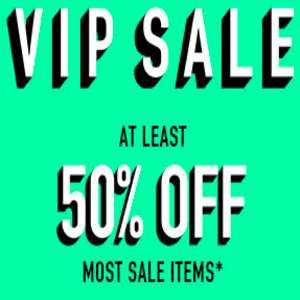 Next sale now live online & instore from 26th December - At least 50% off