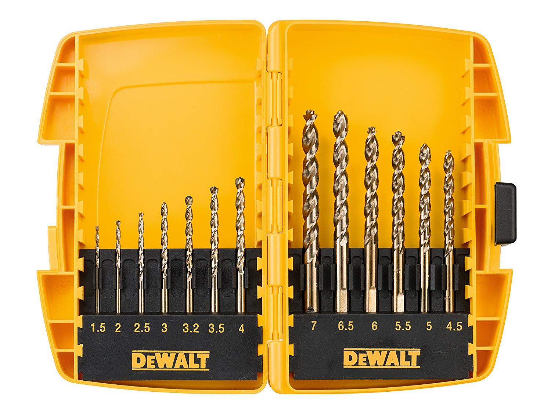 DeWalt DT7920B Extreme Drill Bit Set (13 Pieces) £9.99 (Prime) £14.44 (Non-Prime) @ Amazon