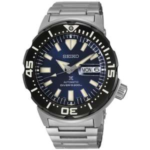 Seiko Monster 4th gen Metal Strap Version SRPD25K1 - £290 delivered with code from Hillier Jewellers