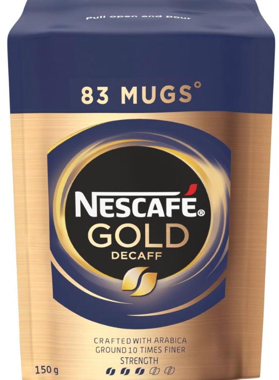 Nescafé gold decaff 150g 50p in-store @ sainsbury's Shandwick Place, Edinburgh