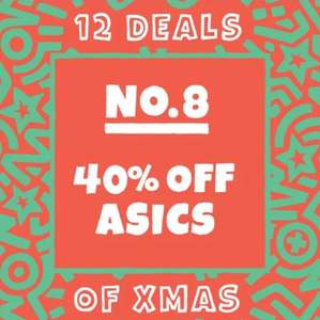 5pointz deal 8 of 12 40% off ASICS