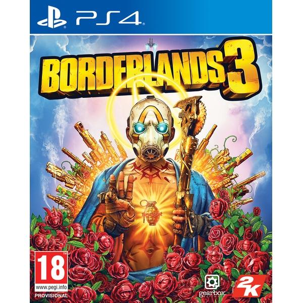 Borderlands 3 [PS4] for £26.79 With Code Delivered @ 365games