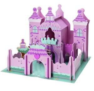 Chad Valley Magical Wooden Castle £13.50 at Argos, Free C&C