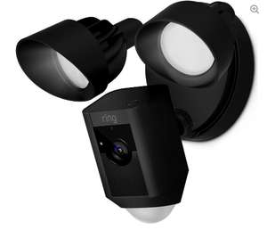 Ring floodlight camera with 6month free Spotify premium £179 @ Currys