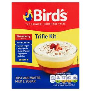 Bird's Trifle Mix - £1 at Tesco (Usual Price £1.60)