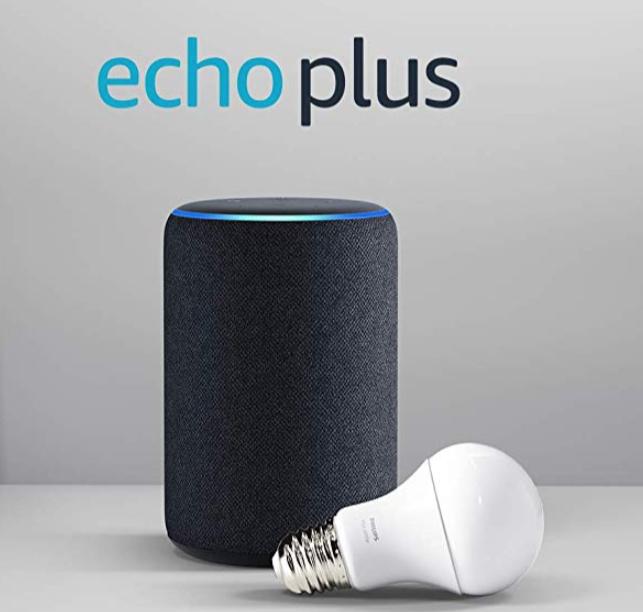Amazon Echo Plus with Philips Hue White e27 £109.99 @ Amazon