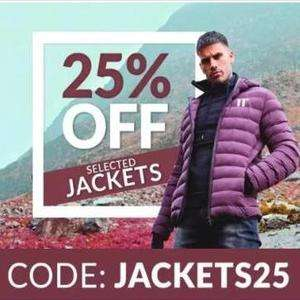 11DEGREES 25% off jackets early access
