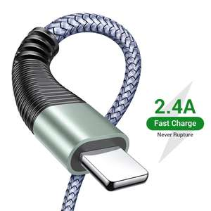 FIVI Fast Charging USB C Cable (2m) 2.4A £1.76 @ Shop4921059 / Aliexpress