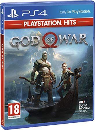 God Of War (PS4) - £11.99 at Argos (inc C&C)