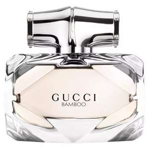 Gucci Bamboo Eau De Toilette For Her 75ml £38.25 Delivered (With Code) @ Debenhams