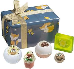 500g Bomb Cosmetics Silent Night Handmade Wrapped Gift Pack £7.46 @ Amazon Prime / £11.95 Non Prime