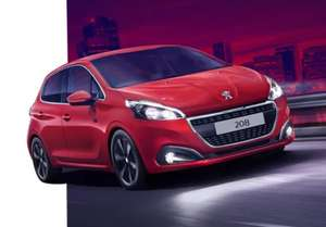 New Peugeot 208 Tech Edition 1.5 HDi Diesel 5dr £13,795 @ sgpetch