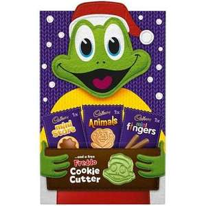 Freddo mini fingers, stars and animals and free cookie cutter 29p at Home Bargains St. Johns Liverpool