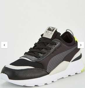 Puma RS-0 Core - Black/Yellow £40 @ Very Free click and collect
