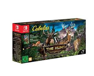 Cabela's the hunt championship edition bundle Nintendo switch £20.76 @ Amazon Germany